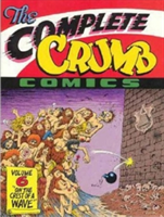 Complete Crumb Comics, The Vol. 6 On the Crest of a Wave