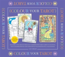 Colour Your Tarot Includes a Full Deck of Specially Commissioned Tarot Cards to Colour in, Plus Coloured Pencils and a Beautifully Illustrated Full-Colour Book
