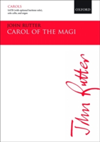 Carol of the Magi Vocal score