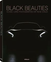 Black Beauties: Iconic Cars Photographed by Rene Staud