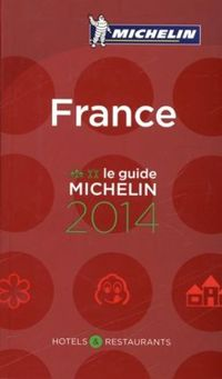 France 2014 MICHELIN Guide