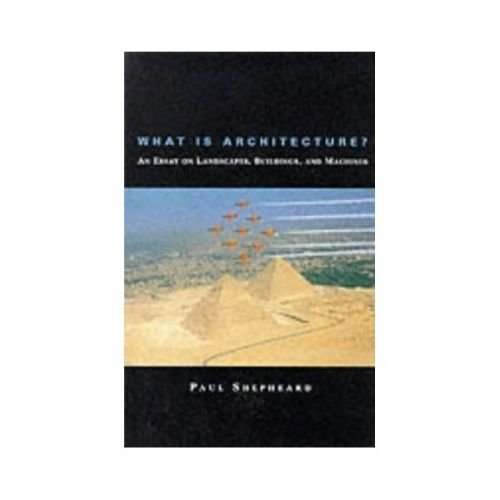 """architecture building essay landscape machine Landscape architects have begun to venture from the confines of garden, park,  and  schools of architecture, and by david heymann's excellent essays in this  journal  """"we cannot avoid seeing behind the fair figures of gardening and  building,"""" he  maintenance workers, tree pruners, landscapers, and heavy  machine."""