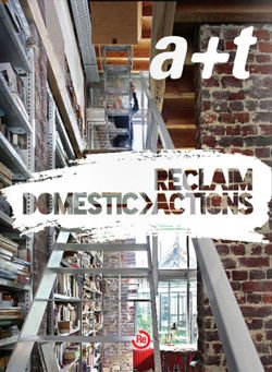 A+T 41 - Reclaim. Domestic Actions