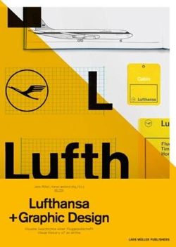 A5/05: Lufthansa and Graphic Design Visual History of an Airline
