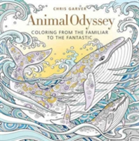 Animal Odyssey Coloring from the Familiar to the Fantastic