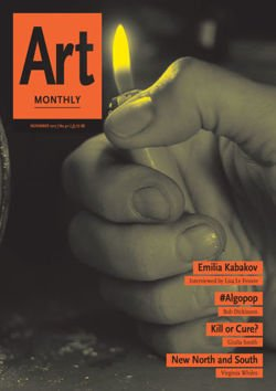 Art Monthly 411 Listopad 2017