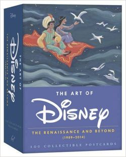 Art of Disney (The Renaissance and Beyond 1989-2014)