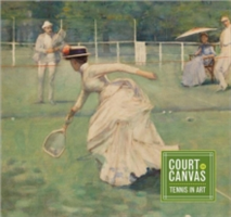 Court on Canvas Tennis in Art