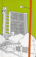 London Buildings: Trellick Tower Notebook