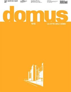 Magazyn Domus 1015 July/August 2017