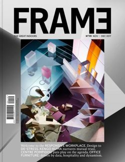 Magazyn FRAME #119 Nov-Dec 2017