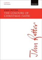 The Colors of Christmas SATB vocal score