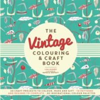 The Vintage Colouring & Craft Book