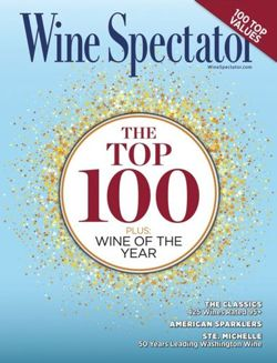 Wine Spectator Dec. 31, 2017 - Jan. 15, 2018 Issue